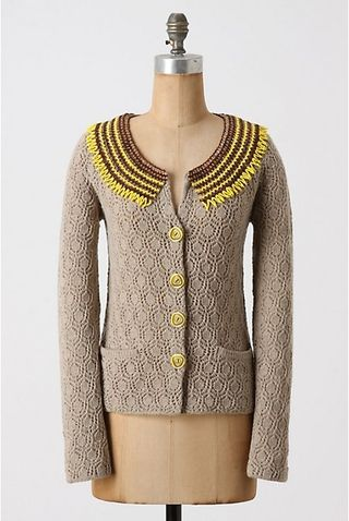 Rising Ra Cardigan from Anthropologie