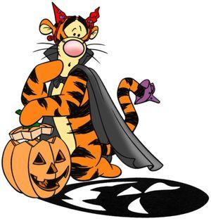 Halloween-Tigger