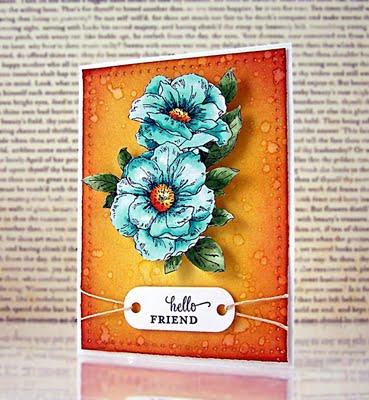 Jill Foster_Flower Pair
