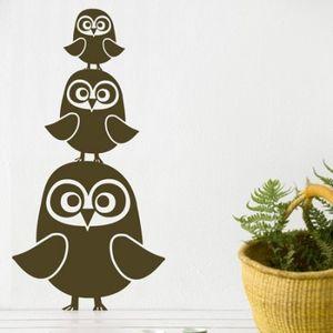 Owlwallsticker
