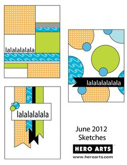 June-sketches