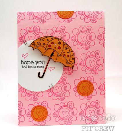 Umbrella-feel-better-card