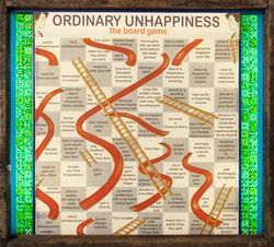 ORDINARY UNHAPPINESS the board game