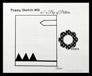 #10PoppySketch