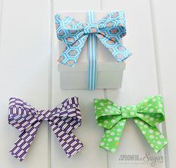 Trio-of-Origami-Bows