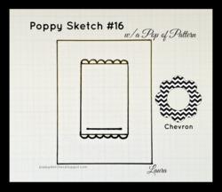 Poppy sketch #16