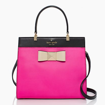 Kate Spade Bow Terrace Small Fulton (pink)