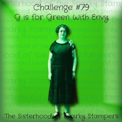 #79 G is for Green with Envy