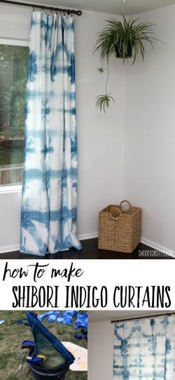 How-to-make-shibori-indigo-curtains
