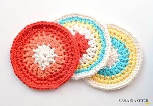 Crochet-Coasters-Easy-Round-Pattern-