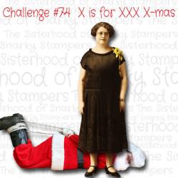 #74 X is for XXX X-Mas (1)