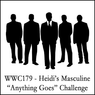 WWC179 - Heidi's Masculine Anything Goes Challenge