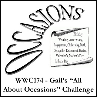 WWC174 - Gail's All About Occasions Challenge