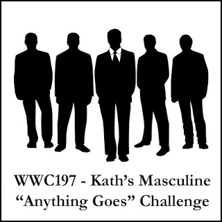 WWC197 - Kath's Masculine Anything Goes Challenge