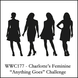 WWC177 - Charlotte's Feminine Anything Goes Challenge