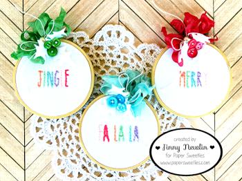 PaperSweeties ChristmasEmbroideryHoops 11.15.18 - JinnyNewlin