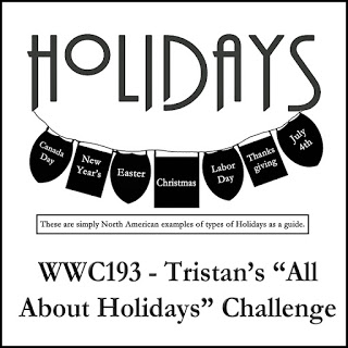 WWC193 - Tristan's All About Holidays Challenge