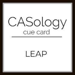 Week 339 - Leap