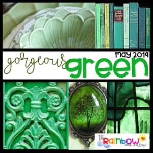 0519 Gorgeous Green
