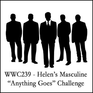 WWC239 - Helen's Masculine Anything Goes Challenge