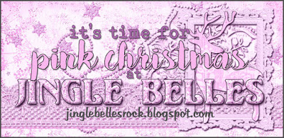 Pink xmas graphic copy