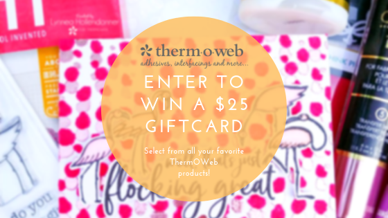 Enter to win a $25 GiftCard