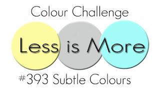 393 Colour Subtle Colours