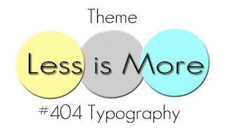 404 Theme Typography