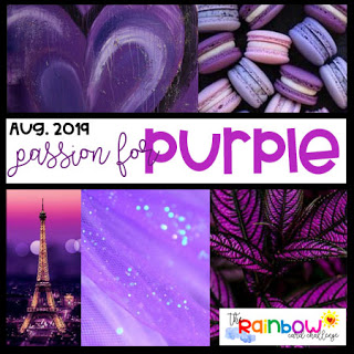 0819 Passion for Purple