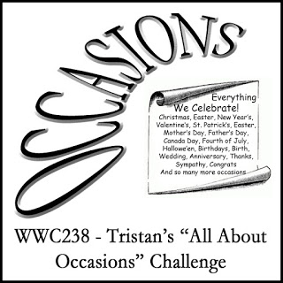 WWC238 - Tristan's All About Occasions Challenge