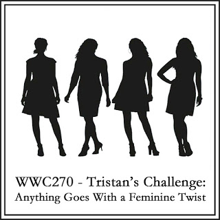 Challenge WWC270 - Tristan's Feminine Anything Goes Challenge