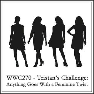 Challenge WWC270 - Tristan's Feminine Anything Goes Challenge