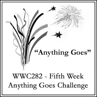 WWC282 - Fifth Week Anything Goes Challenge