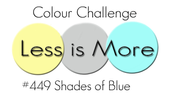 449 ColourShades of Blue