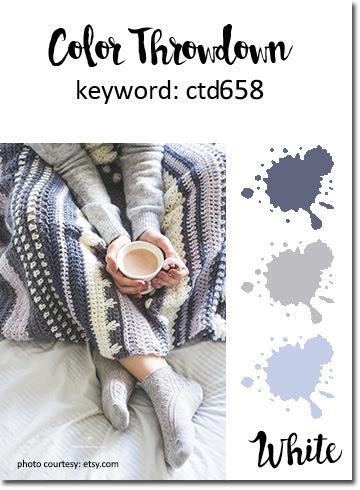 658 blue  grey  light blue  white