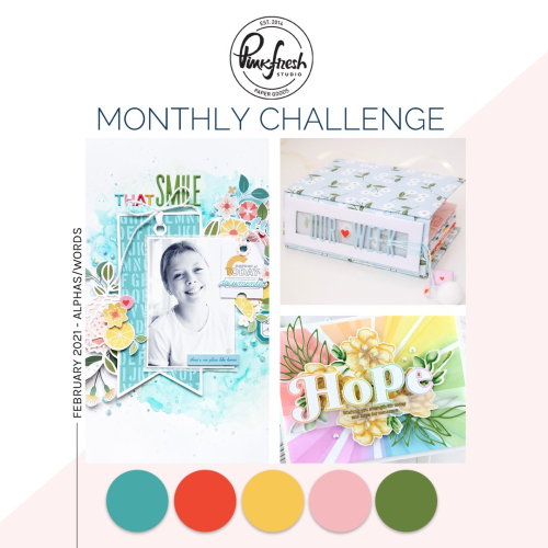 MonthlyChallenge-Feb21