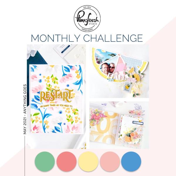 MonthlyChallenge-May21