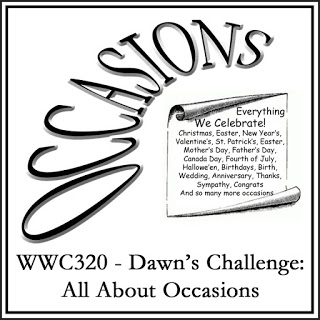 WWC320 - Dawn's All About Occasions